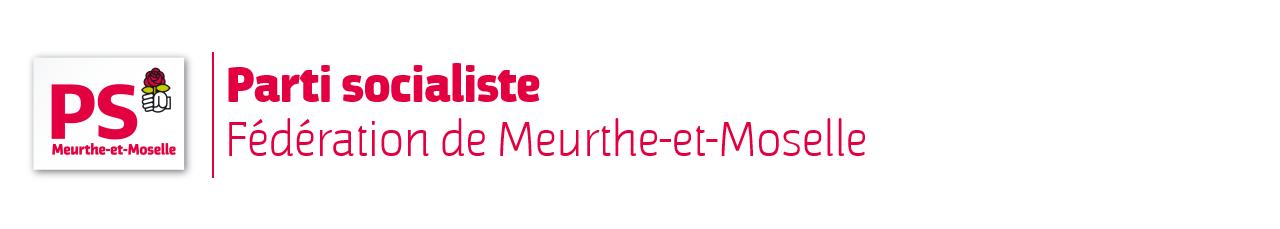 Site internet du PS Meurthe et Moselle